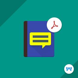 WordPress Blog to PDF Plugin