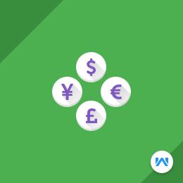 Marketplace Multi Currency Plugin