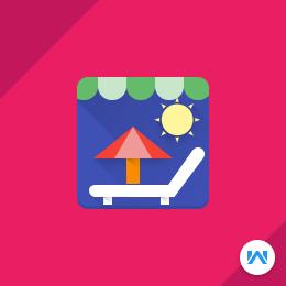 Multi Vendor Marketplace Vacation Plugin for WooCommerce